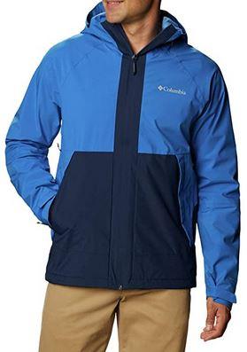 Mejores chaquetas para senderismo - Columbia Evolution Valley hombre