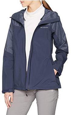 Mejores chaquetas de montaña - Columbia Evolution Valley mujer