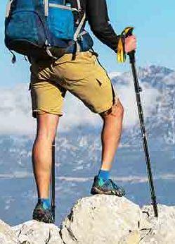 Glymnis - Bastones de Trekking