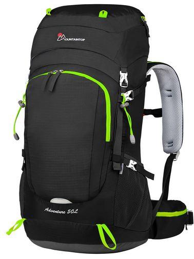 Mountaintop 50 - Mejores mochilas senderismo