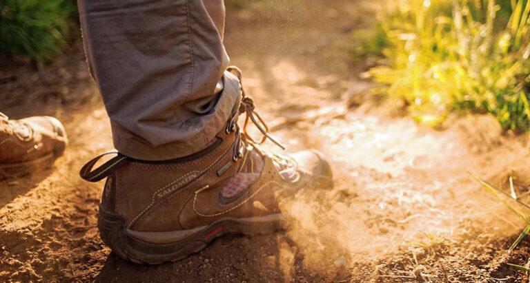 Consejos para comprar calzado de senderismo