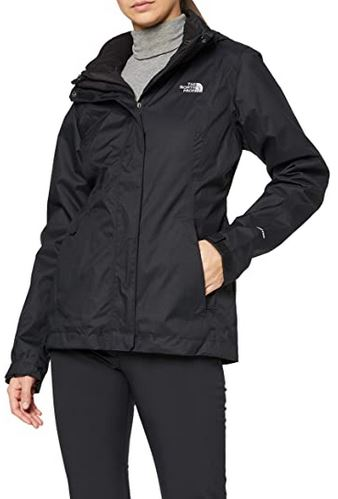 Mejores Chaquetas Trekking mujer - The North Face Evolve II