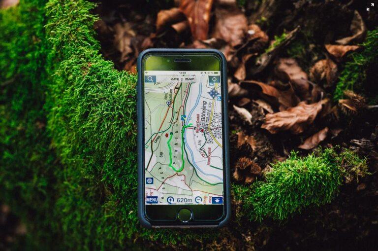 GPS Trekking