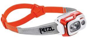 Mejores Linternas Frontales Trekking - Petzl Swift RL