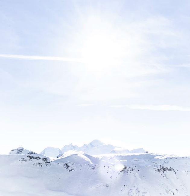 Por qué usar gafas de sol en la montaña