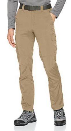 Mejores pantalones trekking hombre