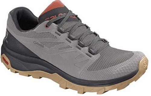 Recomendaciones Mejores Zapatillas Montaña Gore-Tex - Salomon