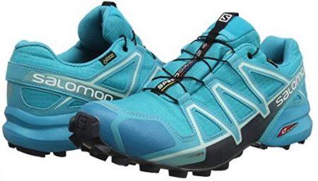 Salomon Speedcross 4 gtx - Zapatillas trail running mujer