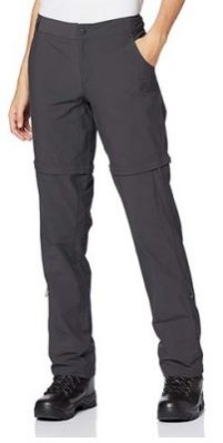 The North Face Exploration - Pantalones desmontables mujer