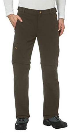 Vaude Farley Strecht - Mejores pantalones trekking hombre