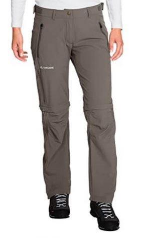 Mejores pantalones montaña mujer Vaude Farley